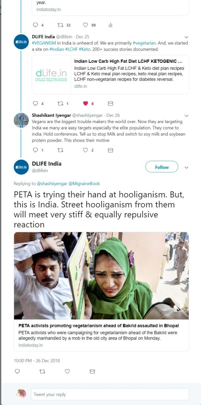 anti-veganism in India